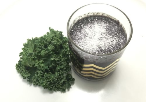 Heart Healthy Blueberry Smoothie