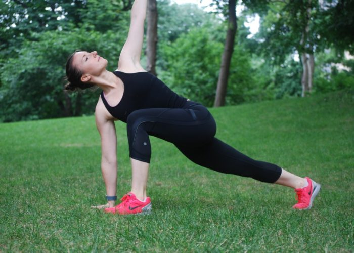 3 Active and Calming Yoga Poses