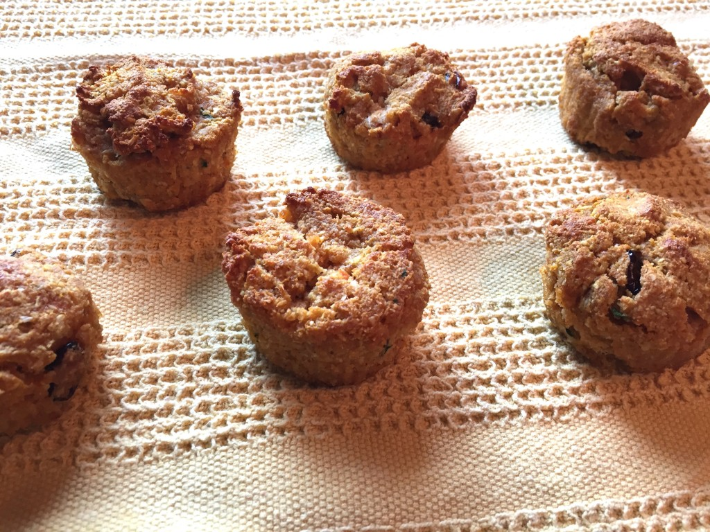 Carrot Coconut Muffin