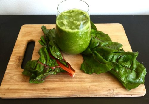 Green Chard Smoothie