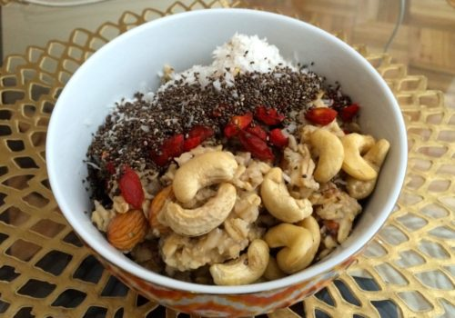 Simple Tips for Making Healthier Oatmeal