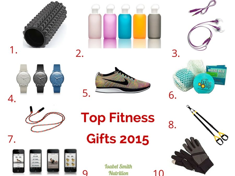 top fitness gifts 2015